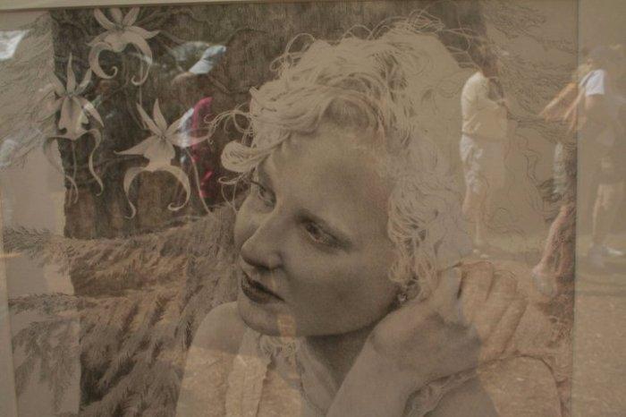 Vikcy jones WP Art Fair 197069_1881462191852_8232106_n
